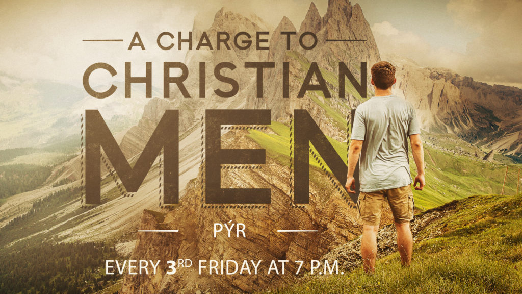Pyr Men's Ministry