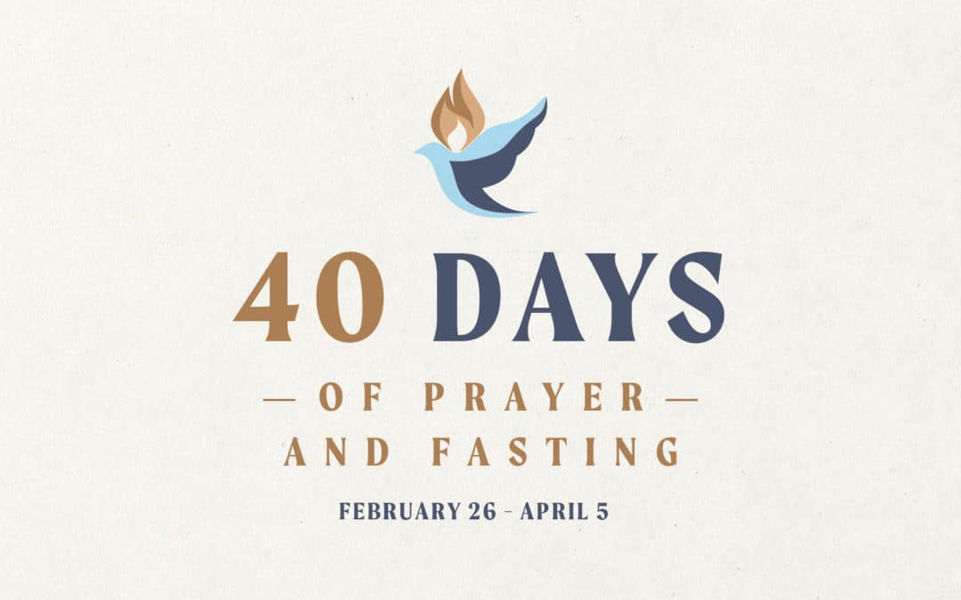 40 Day Fast