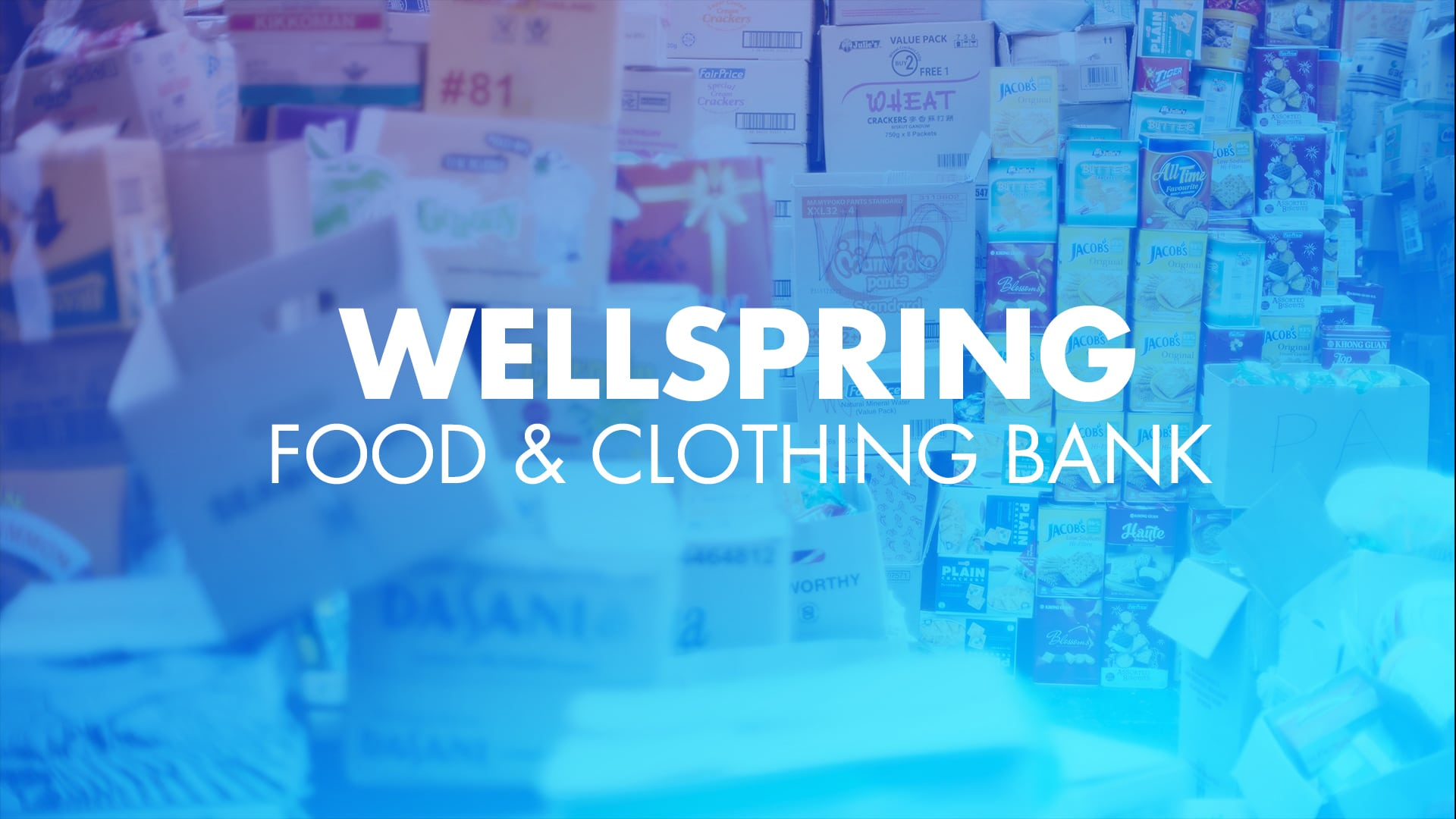 Wellspring Food and Clothing Bank Boulder Colorado